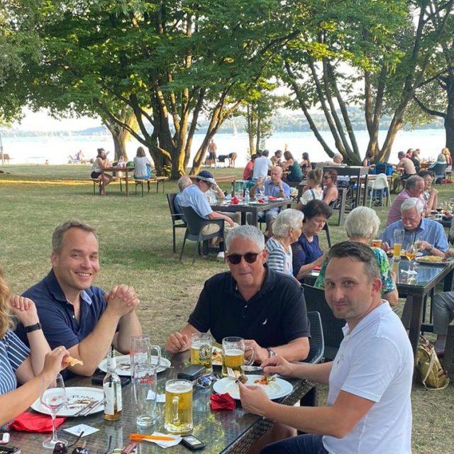 Sommerfest begeistert <br> Alt und Jung