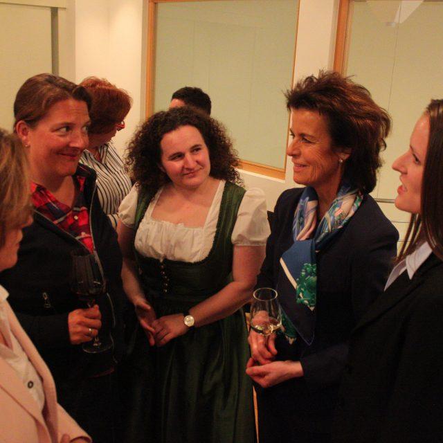 CDU Forum für Frauen<br> mit neuem Besucherrinnen-Rekord