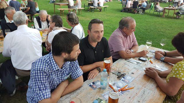 Sommerfest der CDU Überlingen